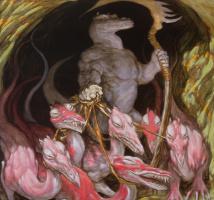 Роб Браун. Красные драконы