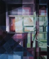 Василий Вячеславович Кротков. Play of color. Kubofuturizm