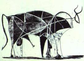 Пабло Пикассо. Бык