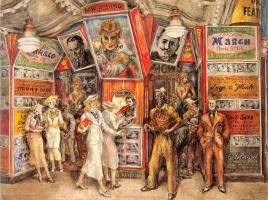 Диана Марш. Плакаты