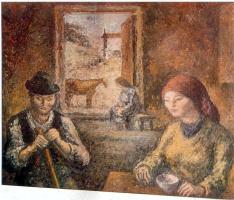 Артуро Соуто. Разговор у окна