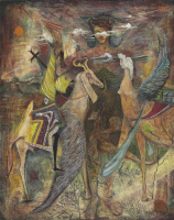 Leonora Carrington. The journey of St. John (co-authored with Edward James)