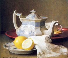 Элизабет Пакстон. Чайный сервиз