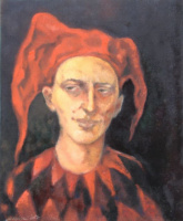 Михаил Юдовский. Арлекин