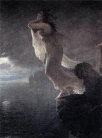 Антуан-Жан Гро. Сафо в Левкасе