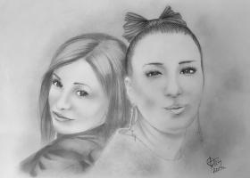 Roxana Ten. Women Friendship
