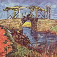 Винсент Ван Гог. Мост Англуа