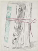 Энди Уорхол. Рулон банкнот
