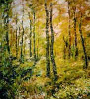 Petro Smykovskyi. Осень.Вдохновение