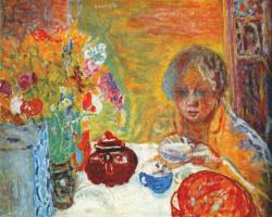 Pierre Bonnard. Lunch