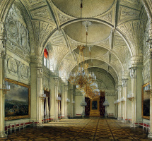 Эдуард Петрович Гау. Александровский зал