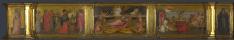 Дал Понте Джованни. Сцены из жизни святого Иоанна Крестителя