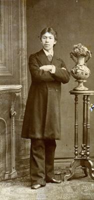 Chekhov in the fate of Levitan