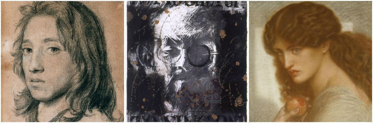 «Великие британские рисунки» в Музее Ашмола – от акварелей Гейнсборо до портрета Салмана Рушди