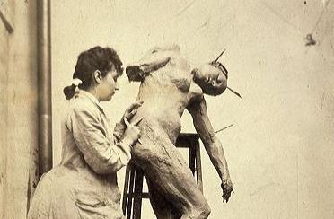"""Камилла Клодель, муза Родена с трагичной судьбой,  - теперь одна из самых """"дорогих"""" художниц на аукционах"""