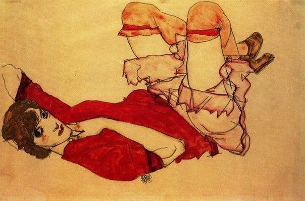 Эротика на грани закона. Масштабная выставка Эгона Шиле впервые в Америке
