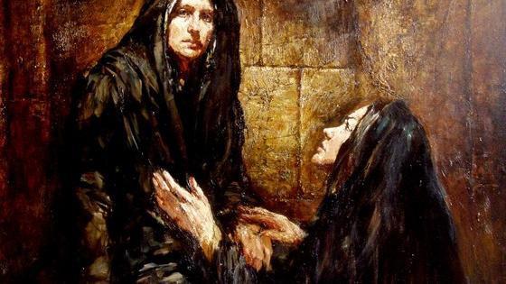 Рембрандт по-русски или возрождение классики Анатолием Шумкиным