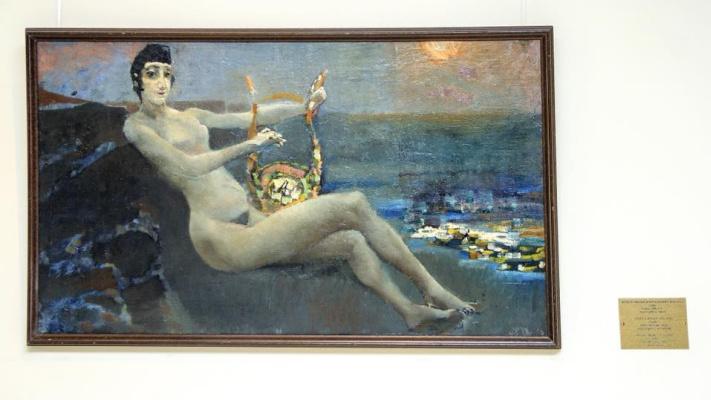 Пропавший 22 года назад известный рисунок Врубеля возвращается в музейную коллекцию 512688