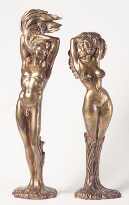 Врубель, Фукс, Дали, Паркес, Куш - пятерка художников в поисках объема: фантастические скульптуры работы живописцев.