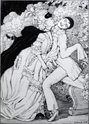 Графика в эротике картинки фото фото 118-674