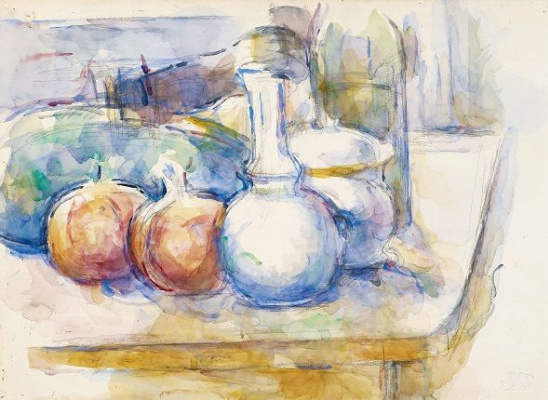 cezanne essay late work The tools you need to write a quality essay or term paper paul cezanne was a french painter who was often who seemed to have no appreciation for his work.