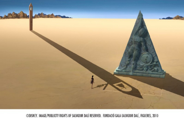 Сюрреализм 3D: Дали, Дисней - «Дестино»!
