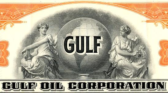 gulf oil corp