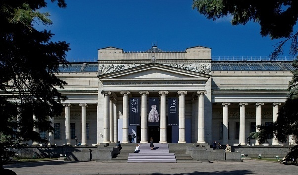 The Pushkin State Museum of Fine Arts, Moscow, Russian Federation