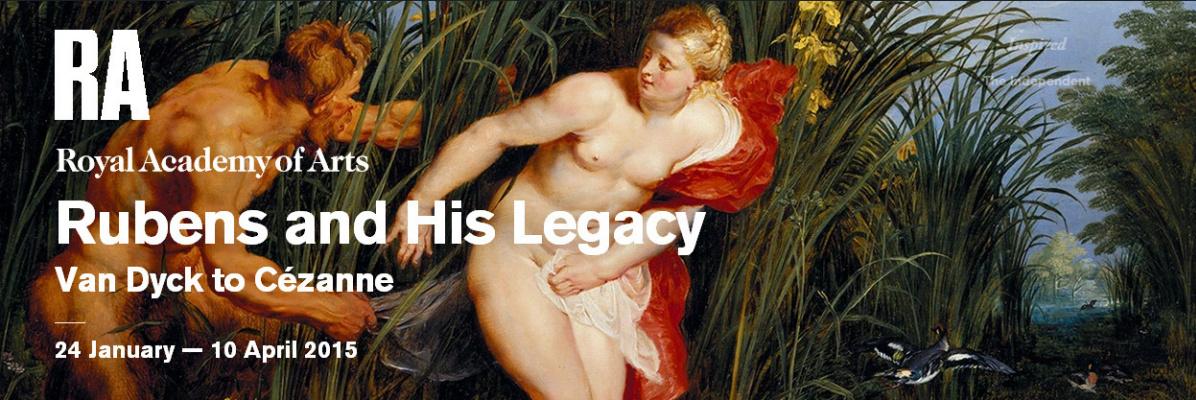 Рубенс и «рубенсизм»: Королевская Академия прослеживает влияние фламандца на художников от Веласкеса до Пикассо