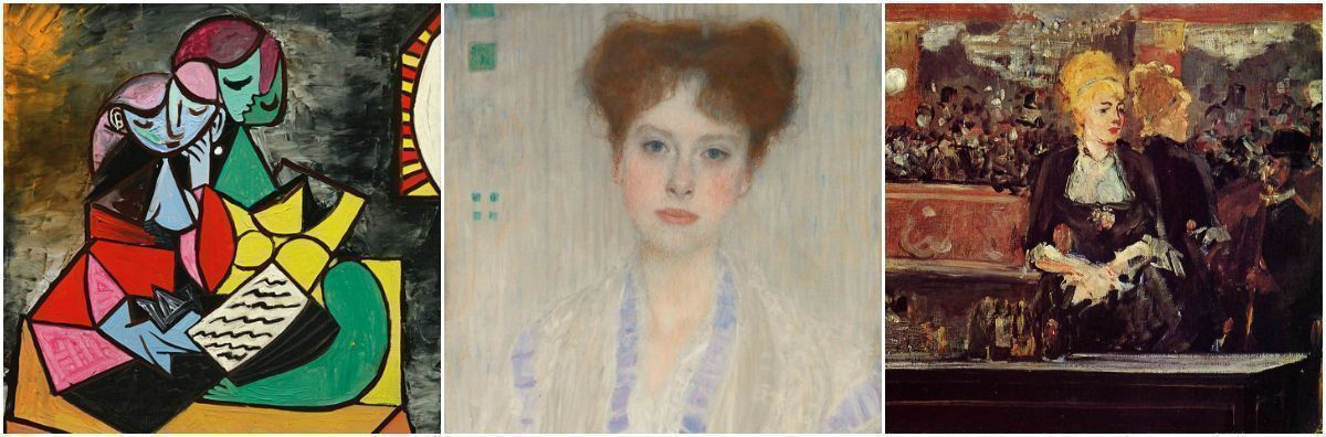В лидерах Климт, Малевич и Мане: Sotheby's обогнал конкурентов на торгах импрессионистов и модернистов