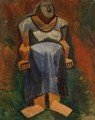 Pablo Picasso. Farmer