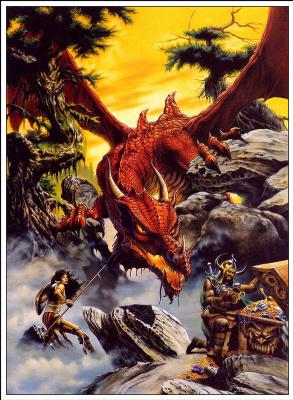 Брюс Игл. Красный дракон