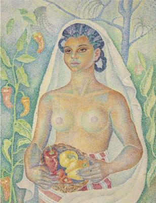 Maria Bronislavovna Marevna (Vorobyeva-Stebelskaya). Malagasy chili