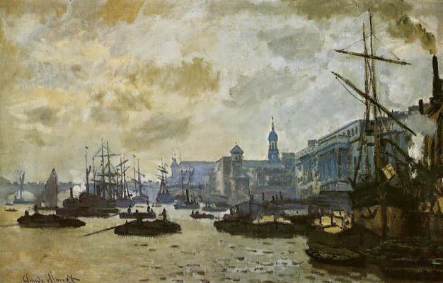 Лондонский порт
