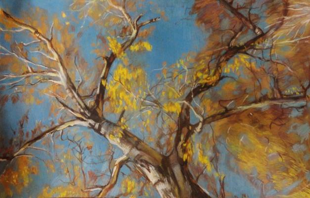 Semyon Yurievich Sharapov. Autumn