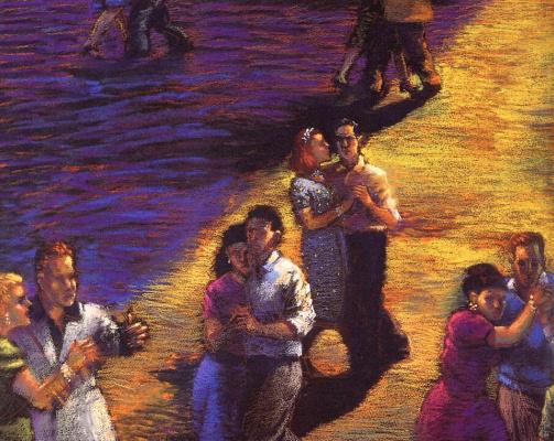 Ричард Лопес. Танго