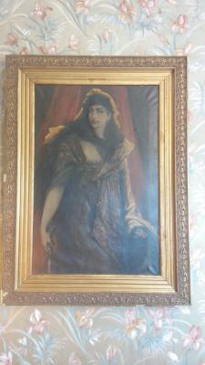 Hans Makart. Heroic Judith