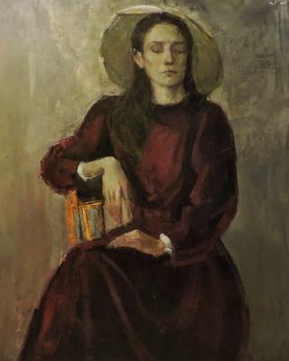 Sophia Esakova. Woman