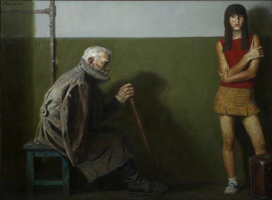 Heliy Mikhailovich Korzhev. The granddaughter of the soldier
