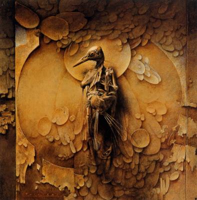 Джон Джуд Паленкар. Птица святыня