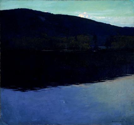 Рокуэлл Кент. Дублинский пруд