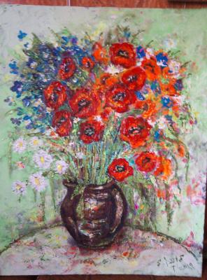 Lyudmila Leonidovna Loban. Wildflowers