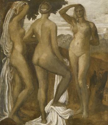 Три грации (Три богини) (Суд Париса)