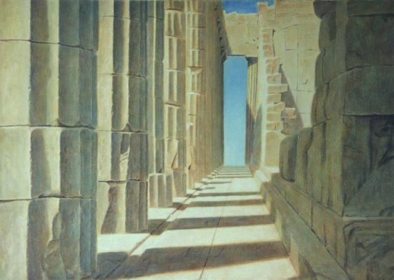 Марат Ильгизович Кадышев. Parthenon