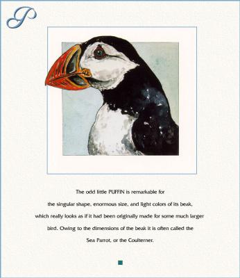 Джеймс Алан Робинсон. Алфавит с животными 24