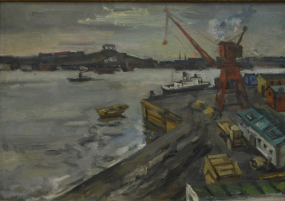 Теофил Борисович Фраерман. Порт