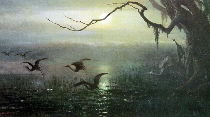 William Holbrook Byrd. Twilight