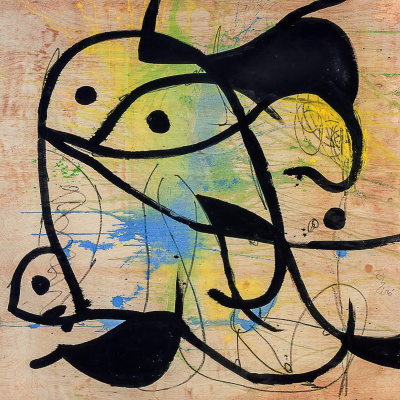 Joan Miro. Scene №4