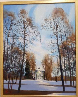 Александр Сергеевич Кривонос. Winter sun