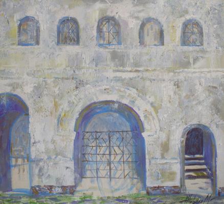 Maria Zhivilo. Walls